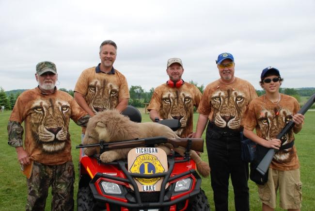 Tichigan Lake Lions Team