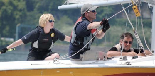 Photo Credit to Sailing Education Association of Sheboygan