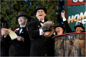 Punxsutawney Groundhog Day