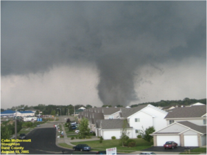 Wisconsin Tornado Dane County 2014