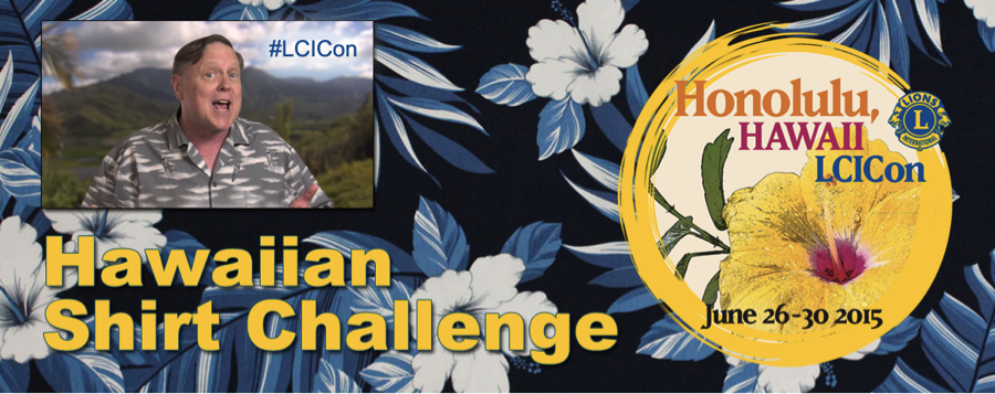 LCI Hawaiian Shirt Challenge