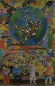 2013 Peace Poster