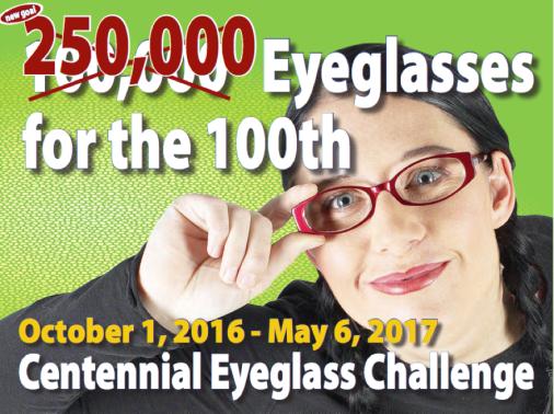Centennial Eyelgass Challenge
