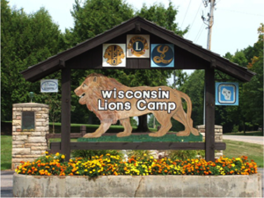 WI Lions Camp