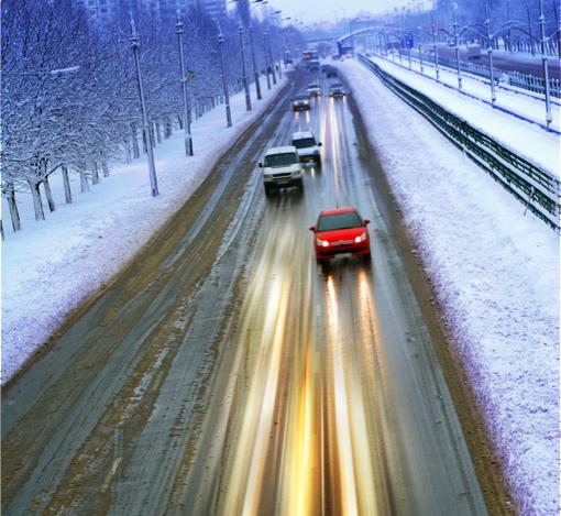 Winter Drivign