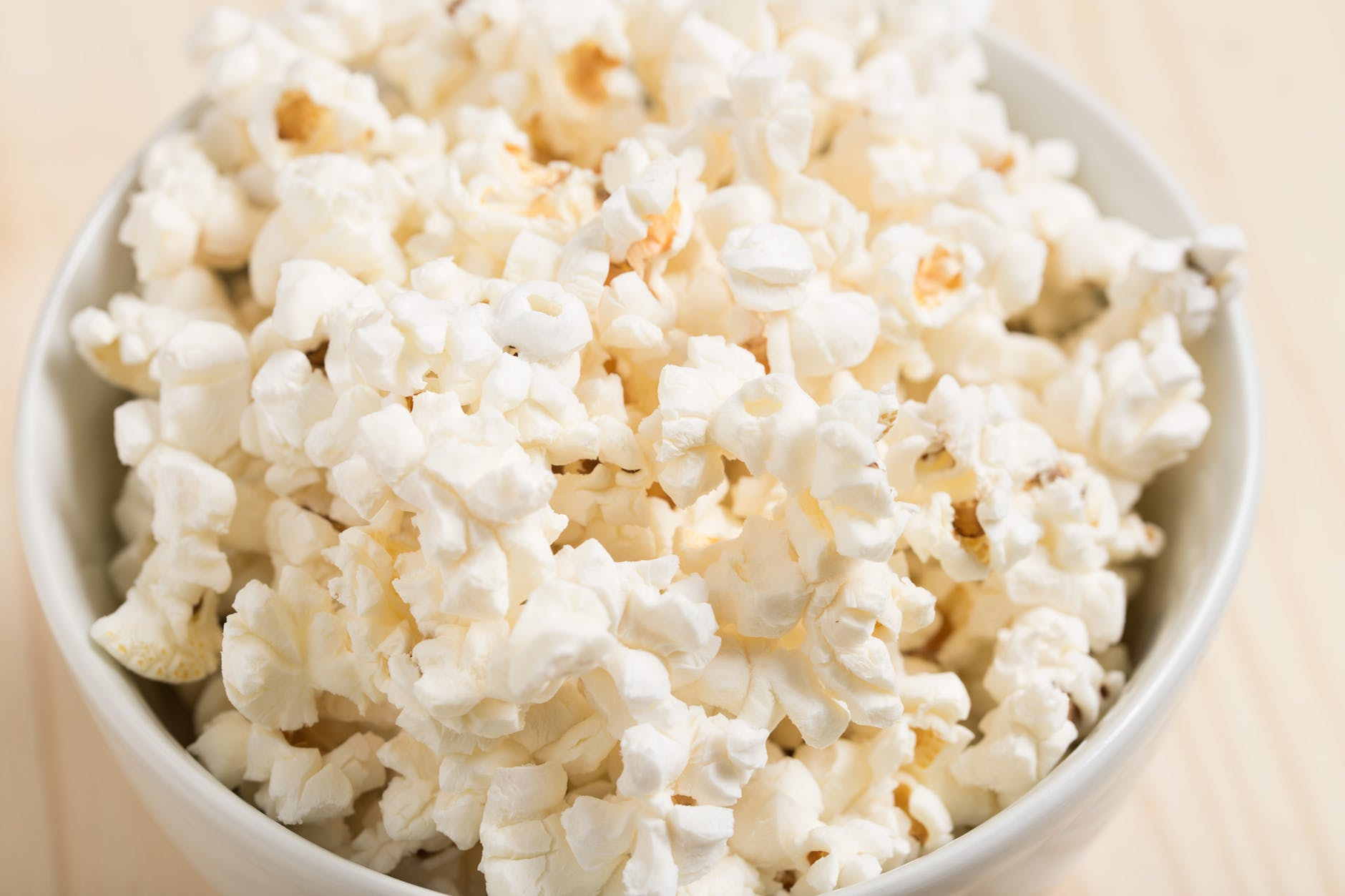 healthy snack movie popcorn